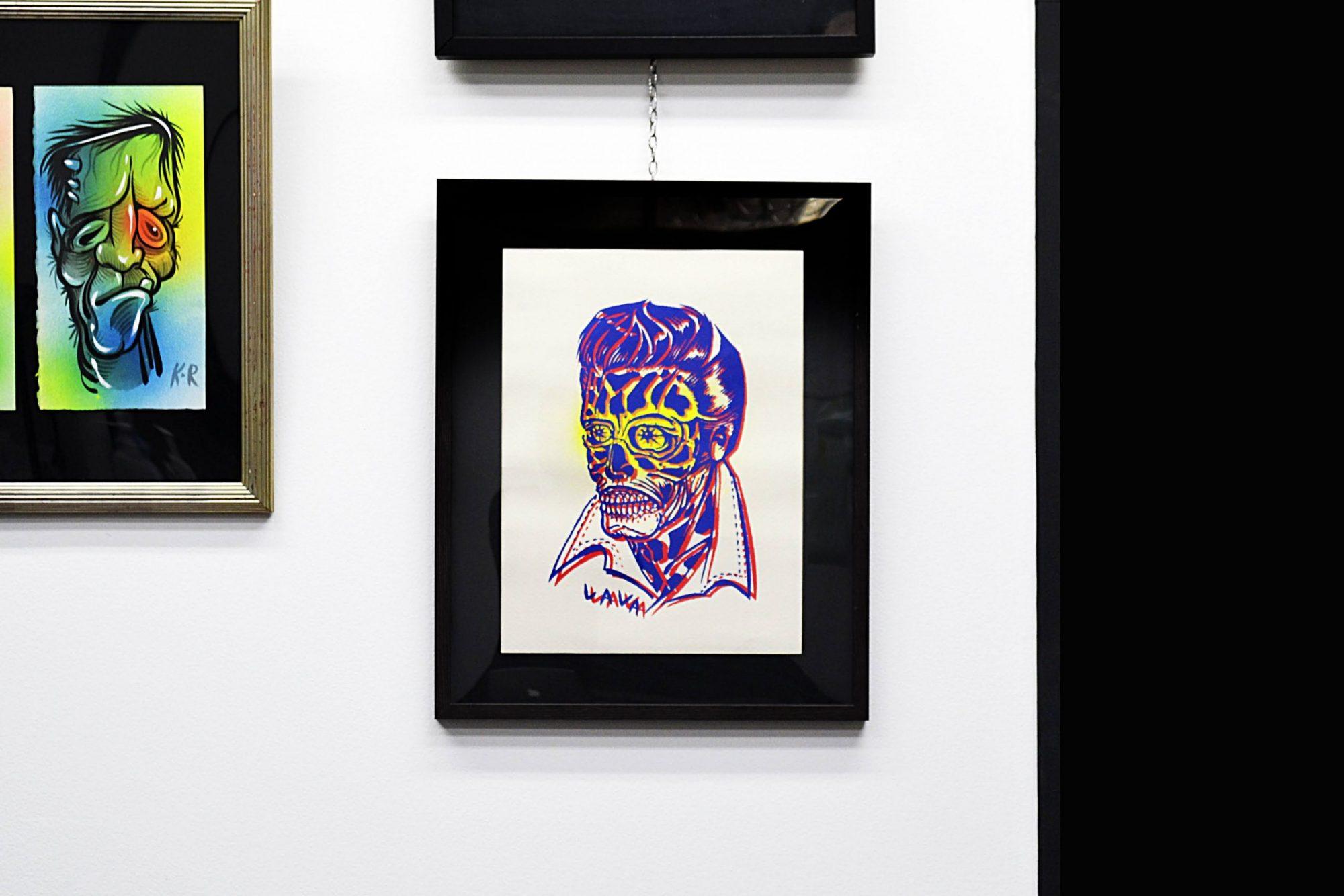 KINGRAT TATTOO 作品 | LAVA gallery | Tattoo artist: Yuji Anai | キングラット | ラバギャラリー | タトゥーアート | 福岡県北九州市 | 0061_scaled作品