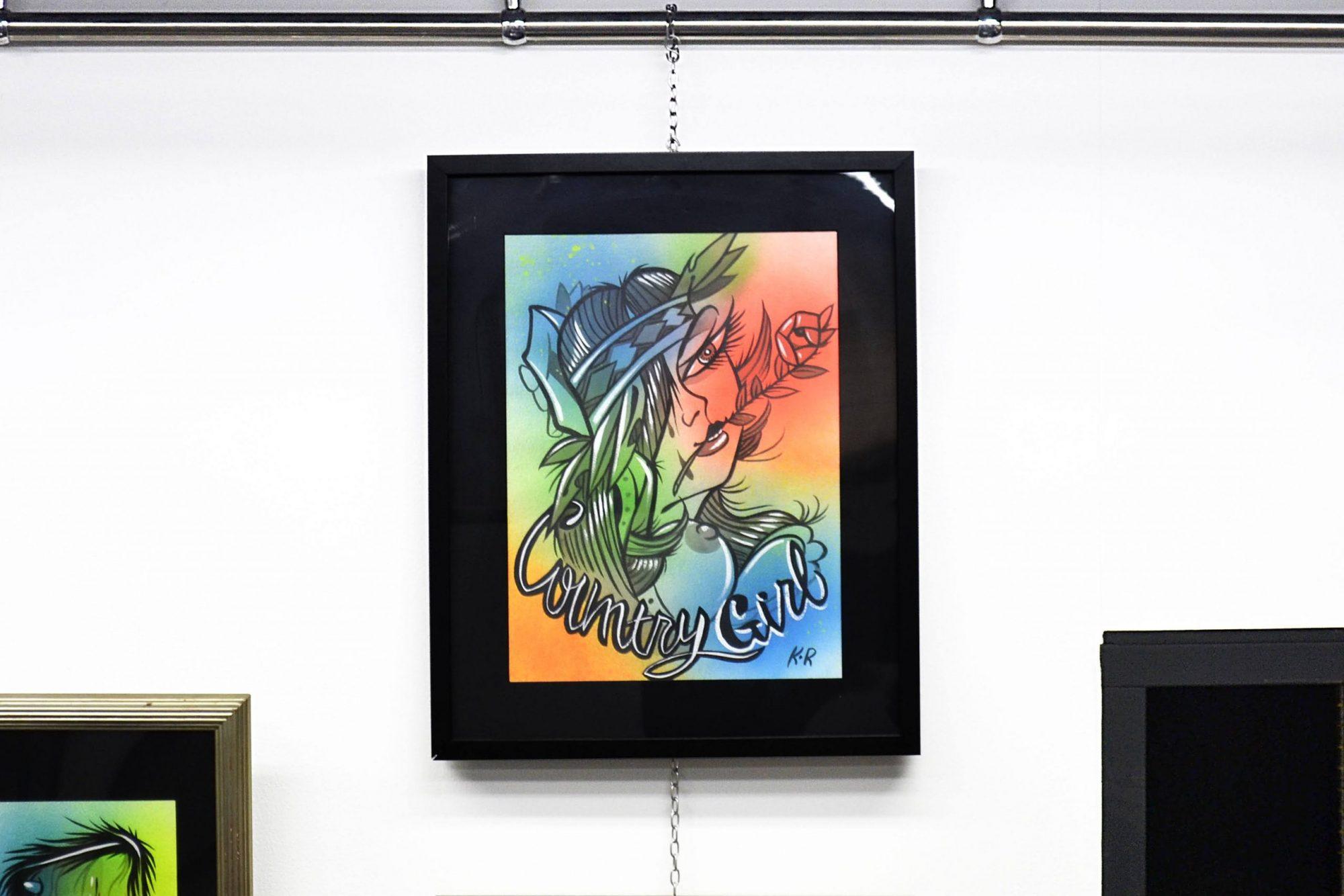 KINGRAT TATTOO 作品 | LAVA gallery | Tattoo artist: Yuji Anai | キングラット | ラバギャラリー | タトゥーアート | 福岡県北九州市 | 0062_scaled作品