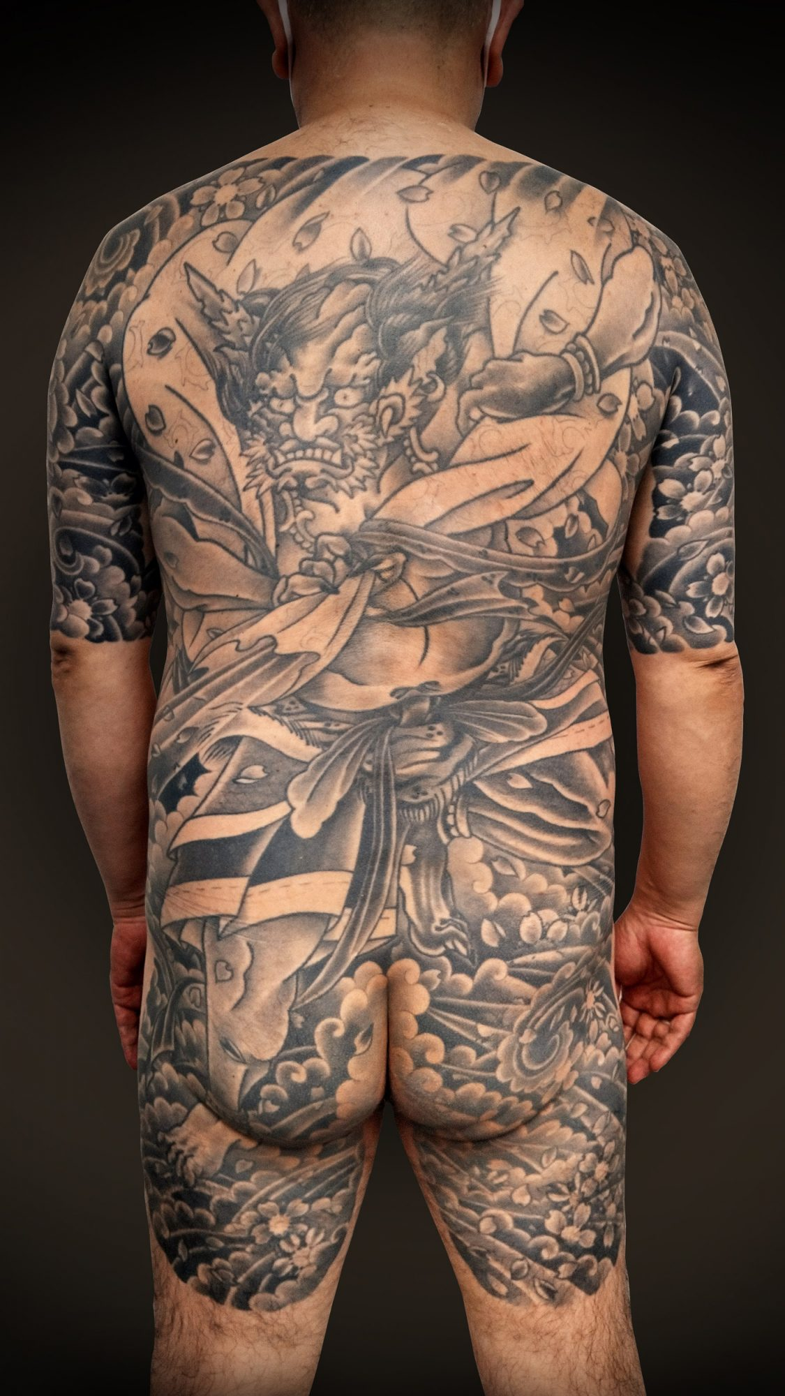 KINGRAT TATTOO 作品 | LAVA gallery | Tattoo artist: Yuji Anai | キングラット | ラバギャラリー | タトゥーアート | 福岡県北九州市 | 20210718_06b